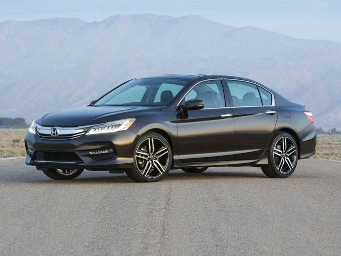2016 honda accord styles features highlights. Black Bedroom Furniture Sets. Home Design Ideas