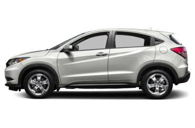 90 Degree Profile 2016 Honda Hr V