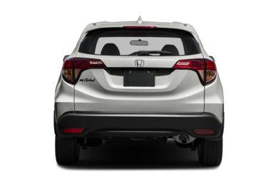 Rear Profile 2016 Honda Hr V