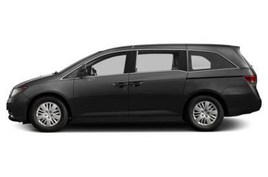 90 Degree Profile 2016 Honda Odyssey