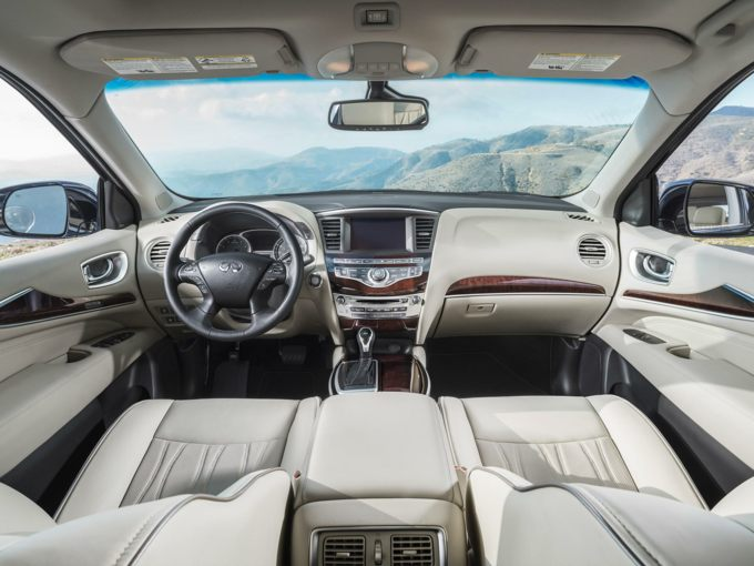 2017 infiniti qx60 styles features highlights. Black Bedroom Furniture Sets. Home Design Ideas
