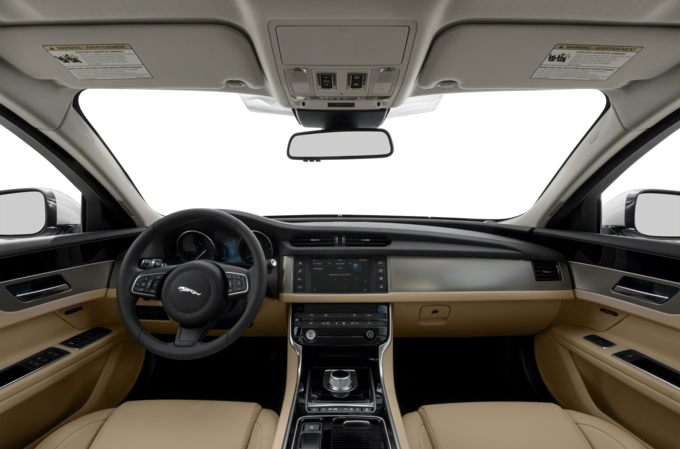 2016 Jaguar XF Interior Dash