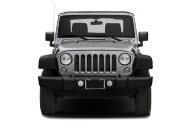 Grille  2015 Jeep Wrangler
