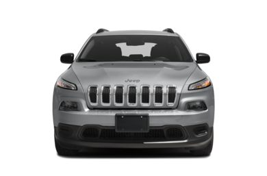 Grille 2017 Jeep Cherokee