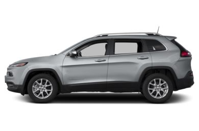 90 Degree Profile 2018 Jeep Cherokee