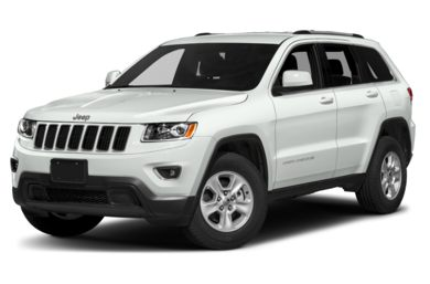 3 4 Front Glamour 2016 Jeep Grand Cherokee