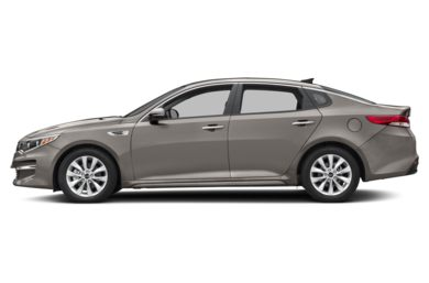 90 Degree Profile 2016 Kia Optima