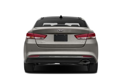 Rear Profile  2016 Kia Optima