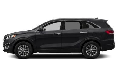 90 Degree Profile 2018 Kia Sorento