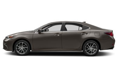 90 Degree Profile 2018 Lexus ES