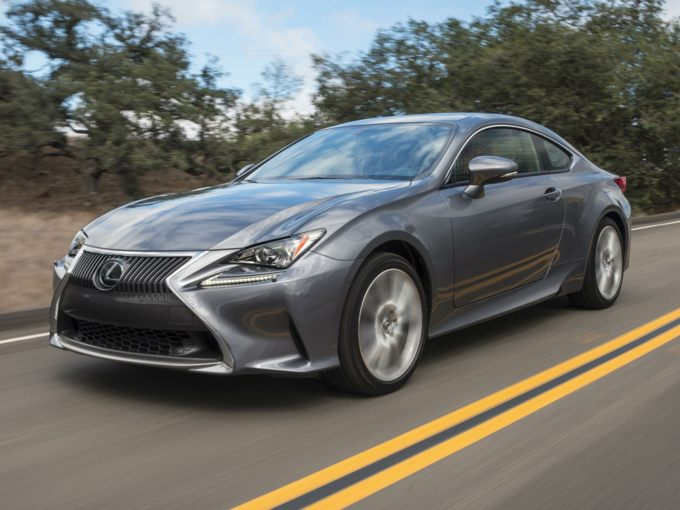 2017 Lexus Rc 300 For Review And