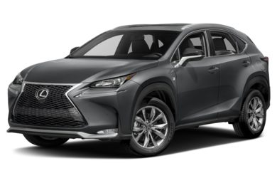 2017 Lexus NX 200t Styles & Features Highlights