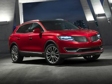 Oem Exterior 2018 Lincoln Mkx
