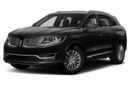 3/4 Front Glamour 2018 Lincoln MKX