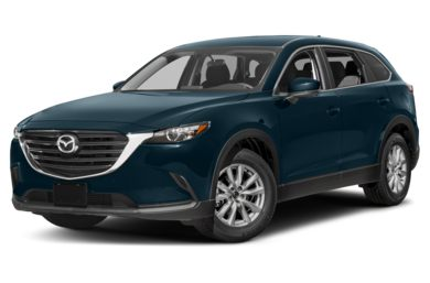 3 4 Front Glamour 2016 Mazda Cx 9