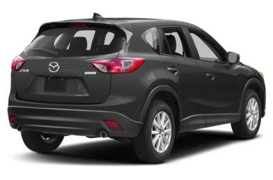 3 4 Rear Glamour 2016 Mazda Cx 5