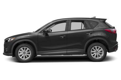 90 Degree Profile 2016 Mazda Cx 5