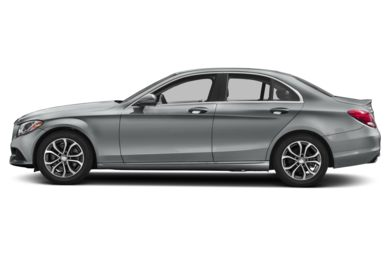 90 Degree Profile 2018 Mercedes-Benz C-Class