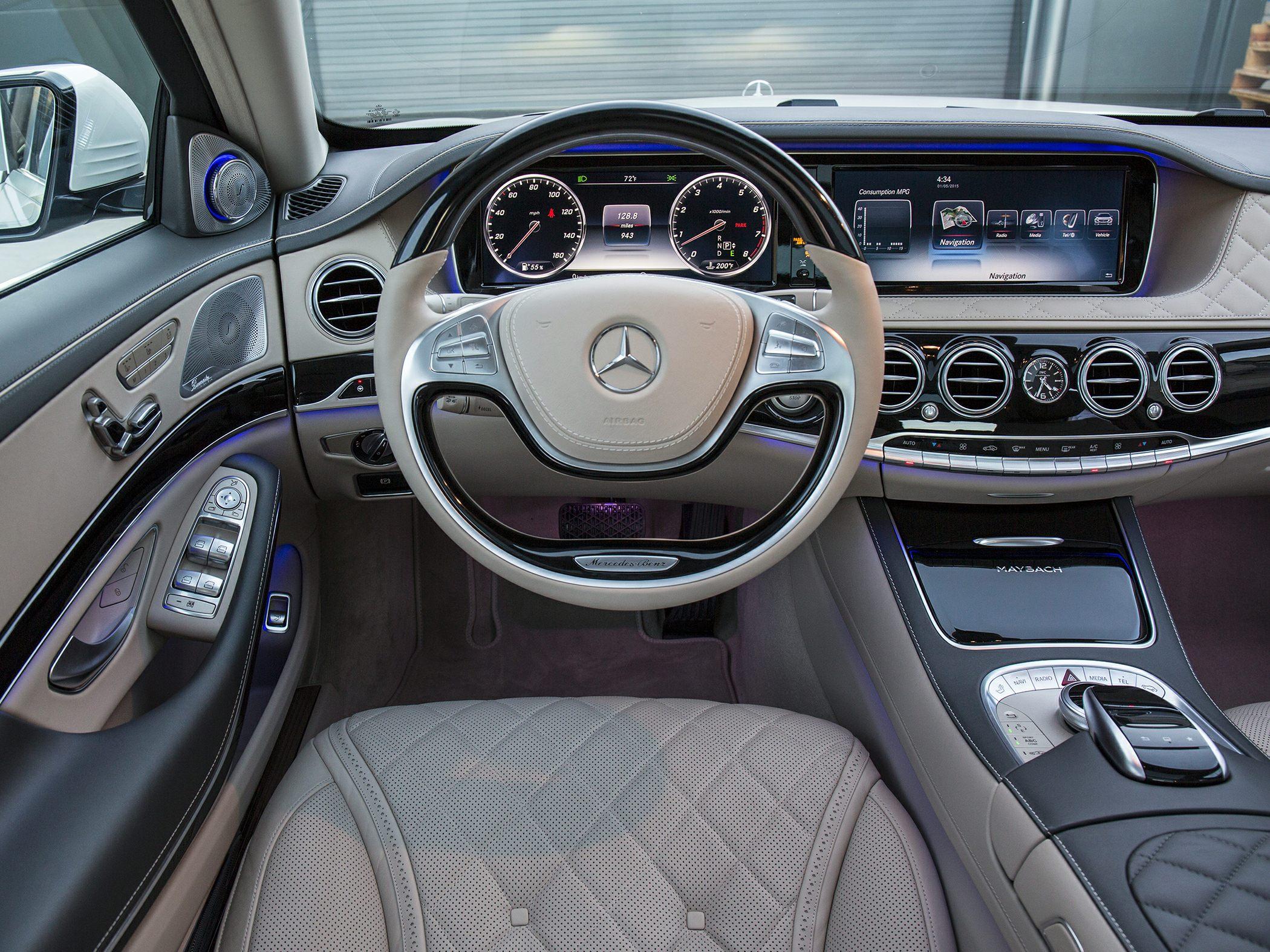 Unique 2016 Mercedes Benz Maybach S600