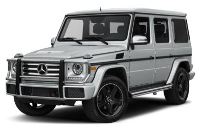 3 4 Front Glamour 2018 Mercedes Benz G Cl