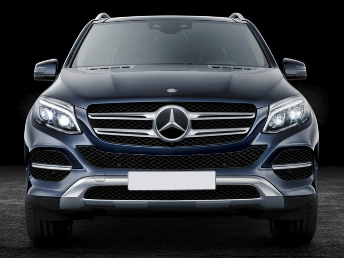 Mercedes-Benz GLE350
