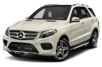 3 4 Front Glamour 2016 Mercedes Benz Gle550e
