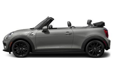90 Degree Profile 2016 MINI Convertible