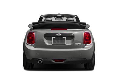 Rear Profile  2016 MINI Convertible