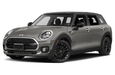 3/4 Front Glamour 2018 MINI Clubman