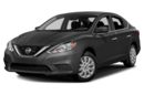 3/4 Front Glamour 2018 Nissan Sentra