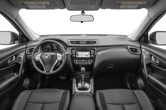 2016 nissan rogue styles features highlights. Black Bedroom Furniture Sets. Home Design Ideas