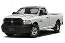 3/4 Front Glamour 2018 RAM 1500