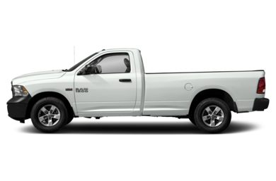 90 Degree Profile 2014 RAM 1500