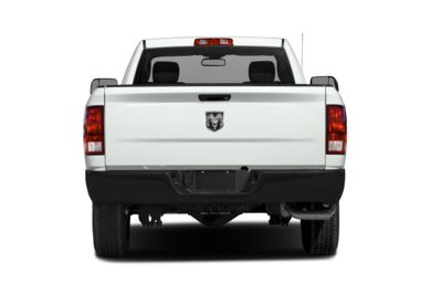 Rear Profile  2014 RAM 1500