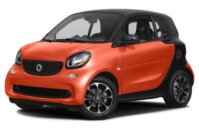 3 4 Front Glamour 2017 Smart Fortwo