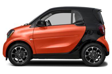 Smartfortwo Car In Gray New For Sale