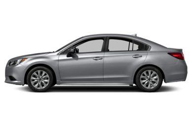 90 Degree Profile 2016 Subaru Legacy