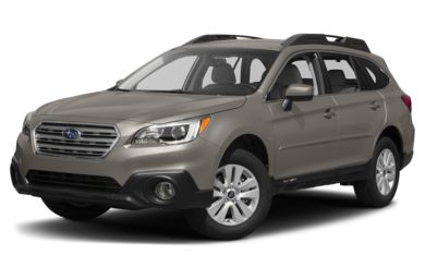 3 4 Front Glamour 2016 Subaru Outback