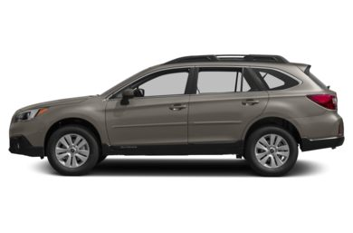 90 Degree Profile 2016 Subaru Outback