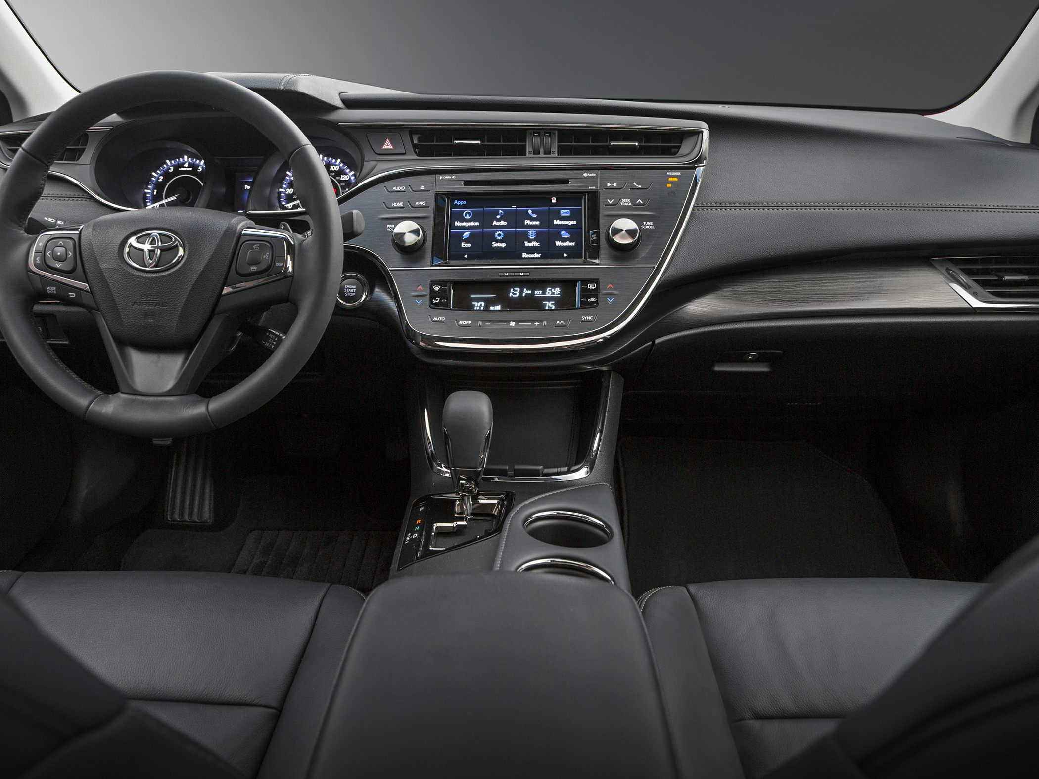 2018 Toyota Avalon Specs Safety Rating & MPG CarsDirect