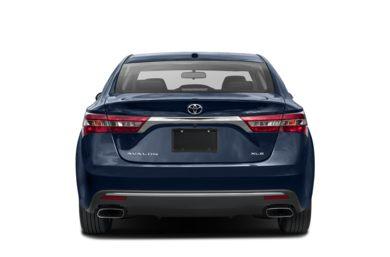 Rear Profile 2016 Toyota Avalon