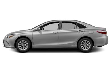 90 Degree Profile 2016 Toyota Camry