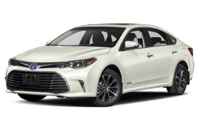 3 4 Front Glamour 2016 Toyota Avalon Hybrid