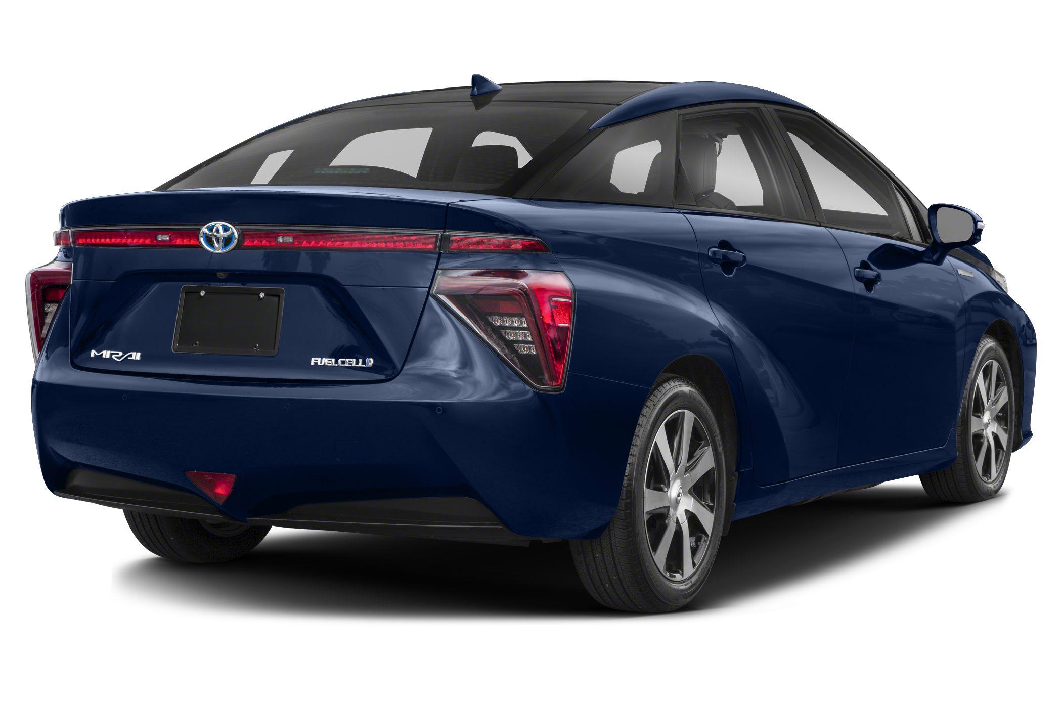 2018 Toyota Mirai Styles Features Highlights