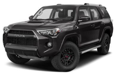 3 4 Front Glamour 2018 Toyota 4runner