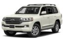 3/4 Front Glamour 2019 Toyota Land Cruiser