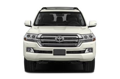 Grille 2016 Toyota Land Cruiser