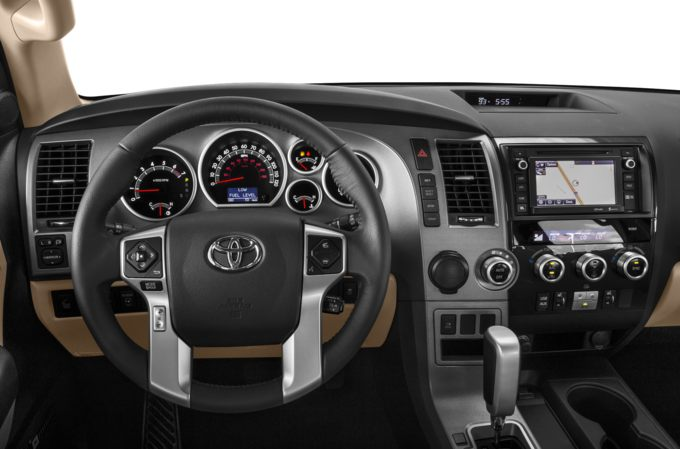 2017 toyota sequoia styles features highlights. Black Bedroom Furniture Sets. Home Design Ideas