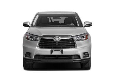 Grille 2016 Toyota Highlander