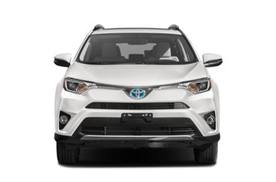 Grille 2016 Toyota Rav4 Hybrid